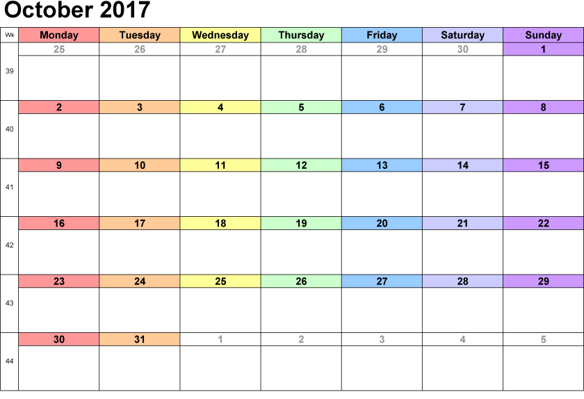 calendar-october-2017